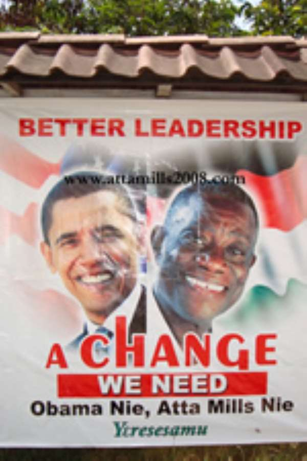 Letta to Osagyefo - Elections 2008 draws to a close